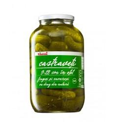 Castraveti in Otet 9-12 cm 4250ml