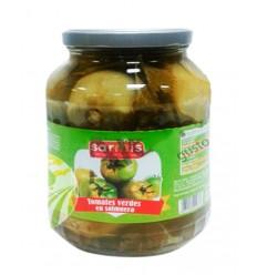 Tomates Verdes en Salmuera 1600G Sarmis