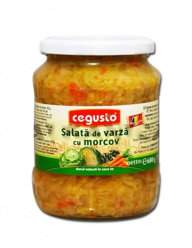 Salata de Varza si Morcov 680G