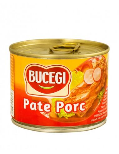 Pate de Porc Bucegi 200g