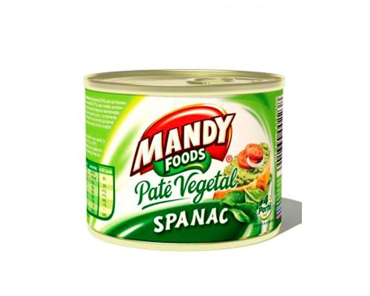 Paté Vegetal con Espinacas 120g