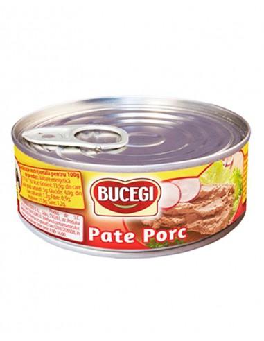 Pate de Porc Bucegi 100g