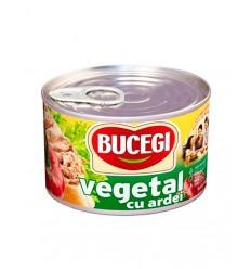 Pate Vegetal cu Ardei Bucegi 200g