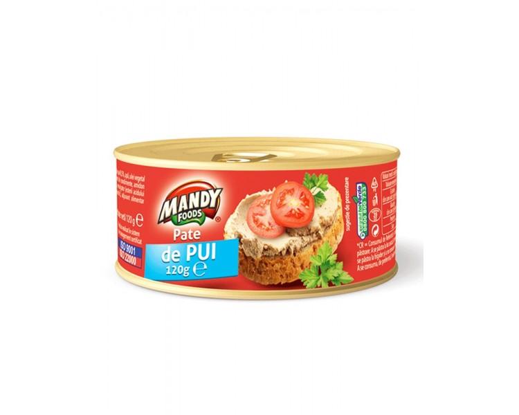 Paté de Pollo 120G