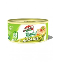 Pate Vegetal cu Masline 120G