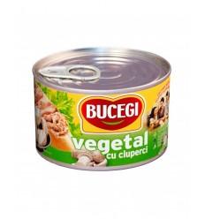 Paté Vegetal con Champiñones Bucegi 200G