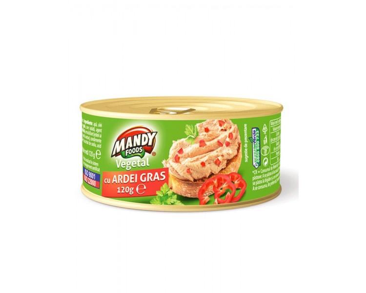 Paté Vegetal con Pimientos 120G