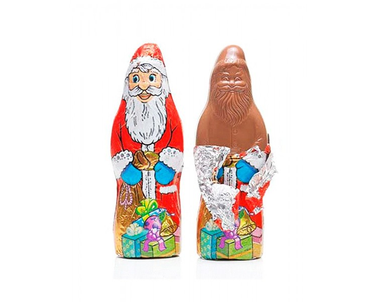 Mos Craciun Ciocolata Pepita
