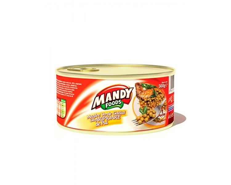 MANDY MAZARE ARIPIOARE PUI 300G/6