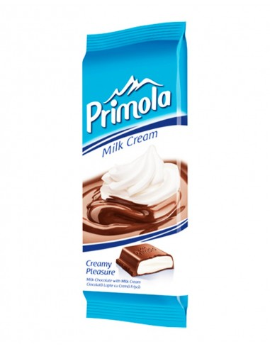 Ciocolata Primola cu Lapte - Kandia