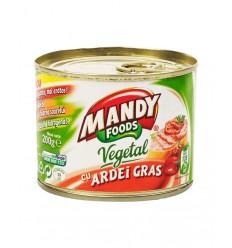 Paté Vegetal con Pimientos 200g