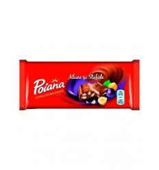 Chocolate Poiana con Avellanas y Pasas