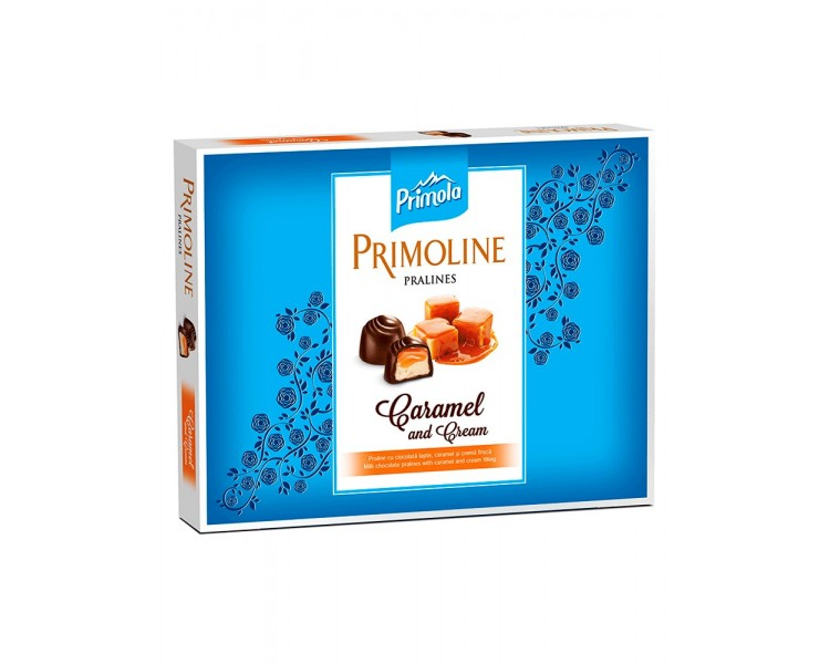 PRIMOLA PRIMOLINE CARAMEL-LAPTE 104.5G/14