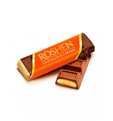 ROSHEN CHOCOLATINA CARAMELO 40G/30