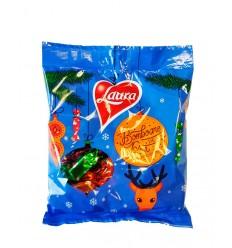 KANDIA LAURA CARAMELOS NAVIDAD CHOCOLATE 184G/36