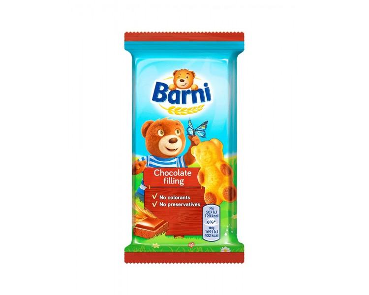 BARNI CHOCOLATE 30G/24