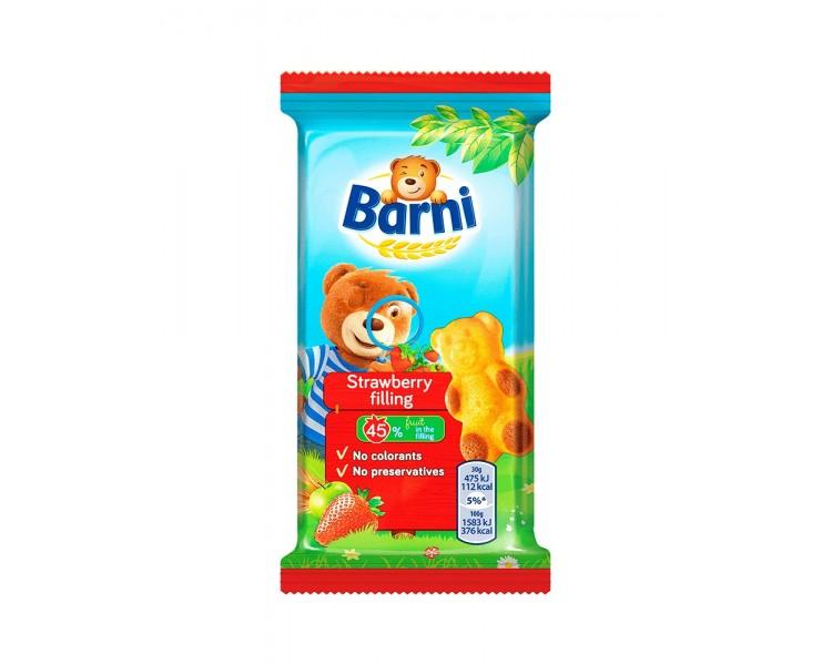 BARNI FRESA-MANZANA 30G/24