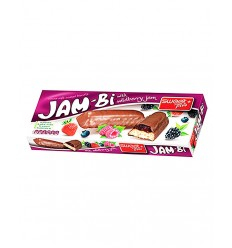 BUL SWEET JAMBI GALLETAS FRUTAS BOSQUE 150G/24