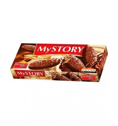 BUL SWEET MY STORY GALLETAS CACAO 165G/24