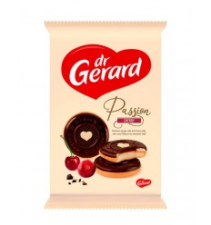 GERARD GALLETAS CHOCOLATE CEREZA 150G/12
