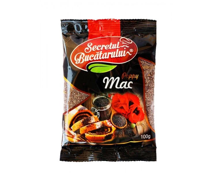 SECRETUL BUCATARULUI MAC 100G/15