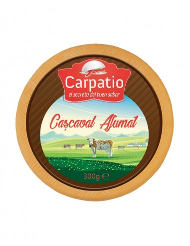 CARPATIO QUESO SALDO AHUMADO 300G