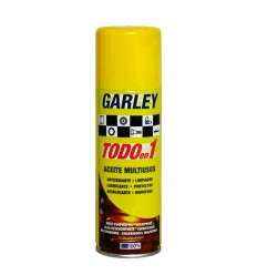 GARLEY ACEITE MULTIUSOS 200ML/8