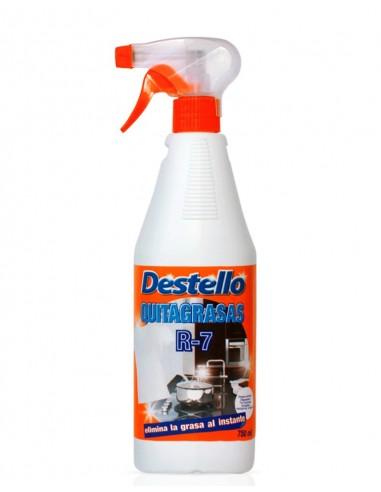 DESTELLO QUITAGRASAS 750ML/15