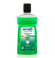 AMALFI ENJUAGUE BUCAL MENTA 500ML/16
