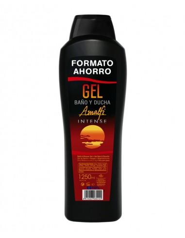 AMALFI GEL BAÑO INTENSE 750ML/16