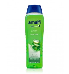AMALFI CHAMPU FAMILIAR ALOE 750ML/16