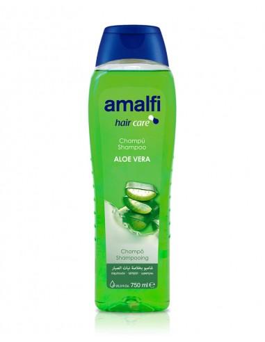 AMALFI CHAMPU FAMILIAR ALOE 750ML/16