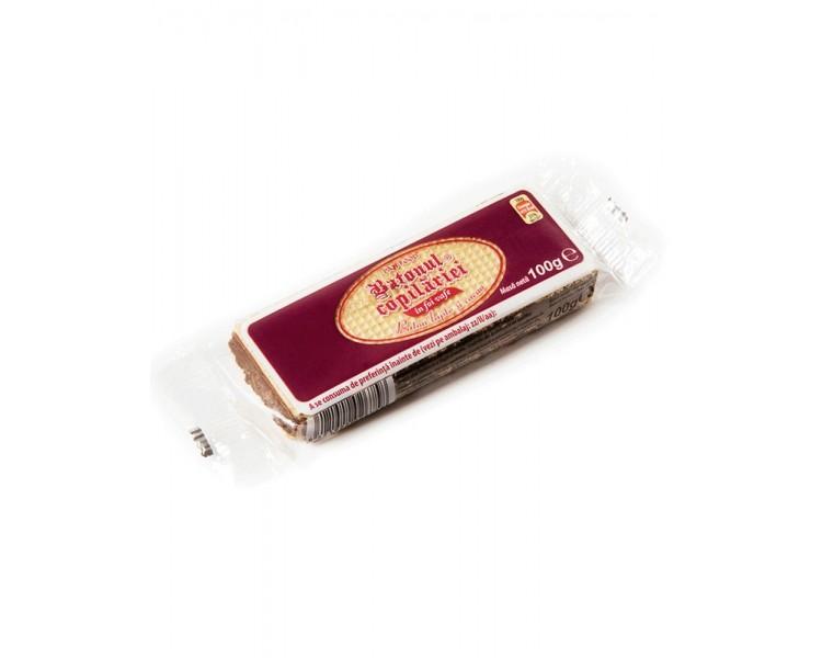 Chocolatina en Barquillos 100G*30