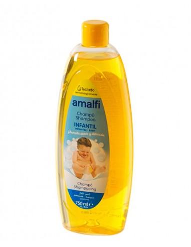 AMALFI CHAMPU INFANTIL 750ML/16