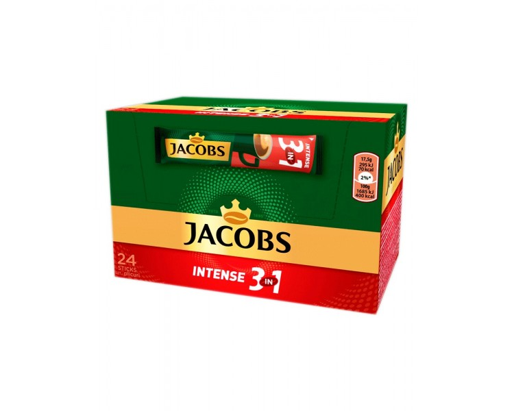 Jacobs 3in1 Intense