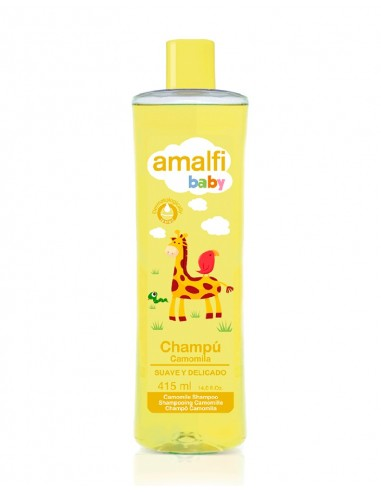 AMALFI CHAMPU CAMOMILA BABY 415ML/18