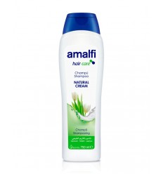AMALFI CHAMPU FAMILIAR NATURAL CREAM 750ML/16