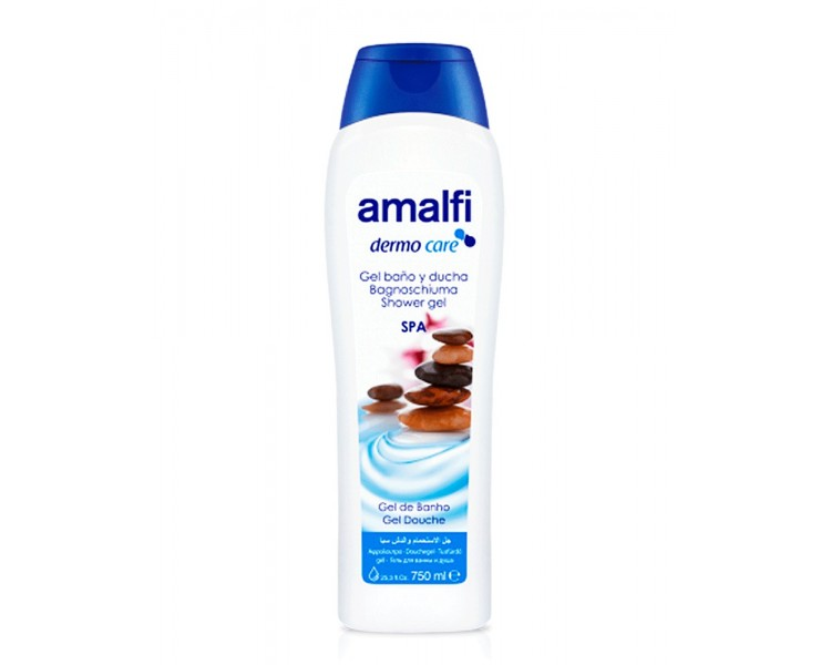 AMALFI GEL BAÑO SPA 750ML/16