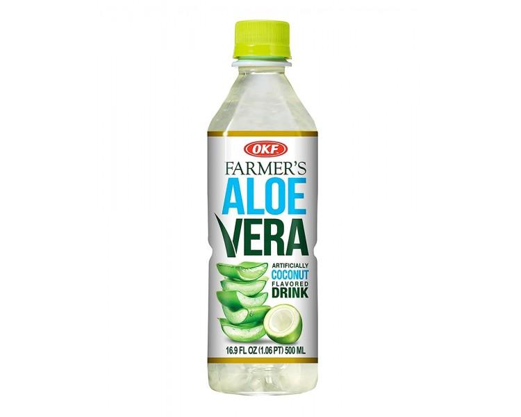 OKF FARMERS ALOE VERA-COCO 0.5L/20
