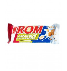 Baton Rom Autentic cu Arahide si Caramel