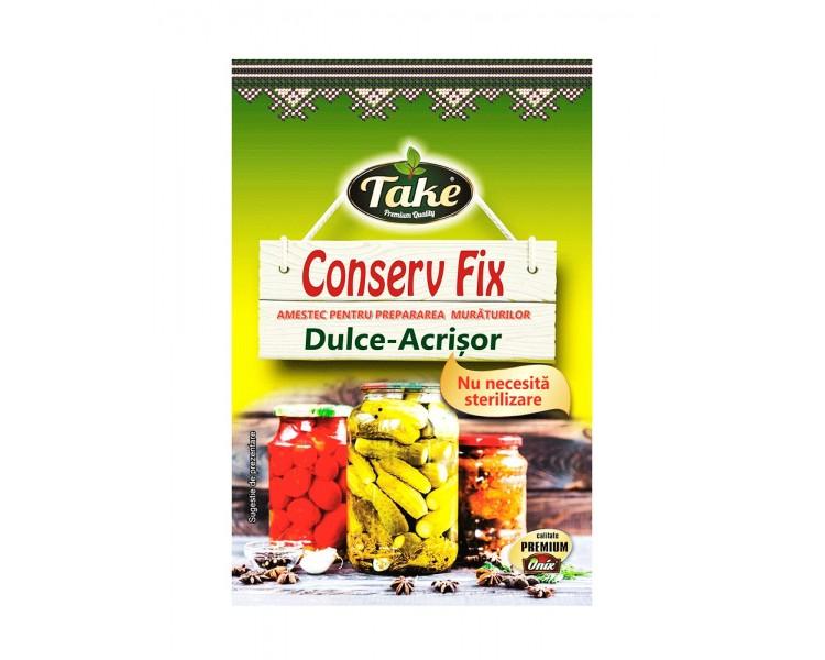 TAKE CONSERVANT FIX DULCE ACRISOR 100G