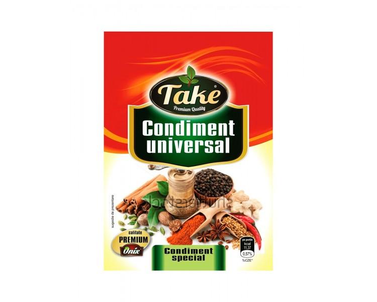 TAKE CONDIMENT UNIVERSAL 20G/20