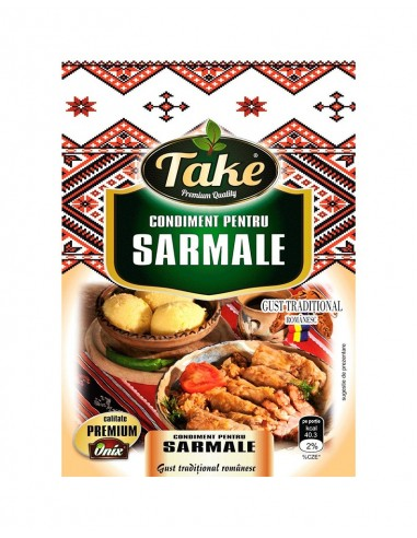 TAKE CONDIMENTE SARMALE 25G/20