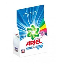 Detergent Ariel & Lenor Fresh 2KG