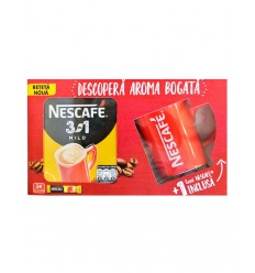 NESCAFE 3IN1 MILD PACK TAZA 24*14G