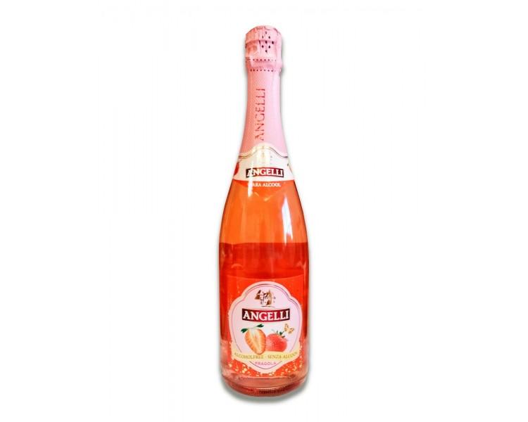 ANGELLI FRAGOLA FARA ALCOHOL 0.75L/6