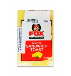 FOX QUESO SANDWICH TOAST 200G
