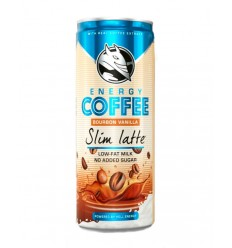 HELL ENERGIZANT SLIM LATTE 250ML/24
