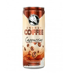 HELL ENERGIZANT CAPPUCCINO 250ML/24