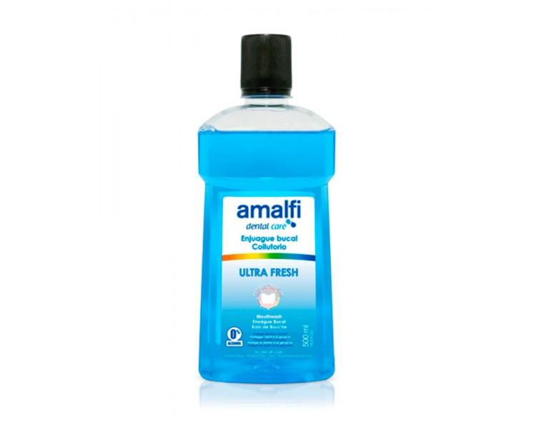 AMALFI ENJUAGUE BUCAL ULTRA FRESH 500ML/16